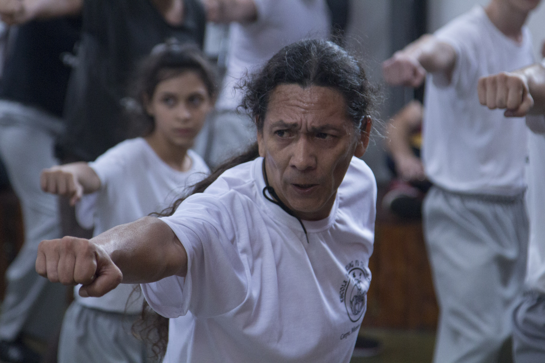 Aquiles Rivera Lobos, Shixiong Shifu – Mestre Irmão Mais Velho