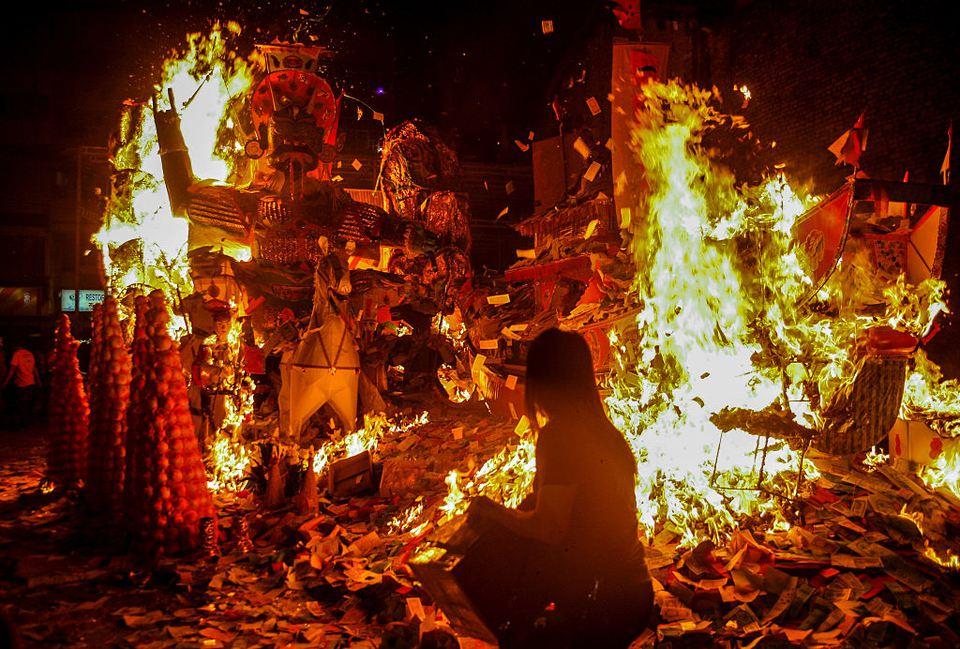 Festival dos Fantasmas Famintos